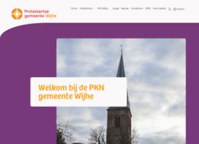 Pknwijhe.nl thumbnail