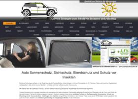 Pkw-sonnenschutz.de thumbnail