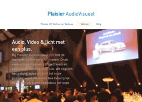 Plaisierpsp.nl thumbnail