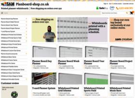 Planboard-shop.co.uk thumbnail