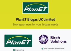 Planet-biogas.co.uk thumbnail