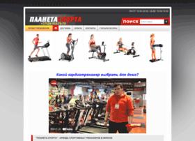 Planeta-sporta.by thumbnail