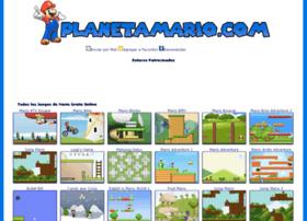 Planetamario.com thumbnail