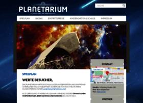 Planetarium-klagenfurt.at thumbnail