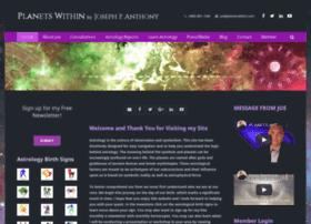 Planetswithin.com thumbnail