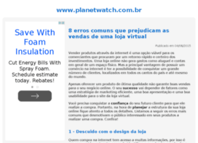 Planetwatch.com.br thumbnail