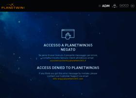 Planetwin2014.com thumbnail