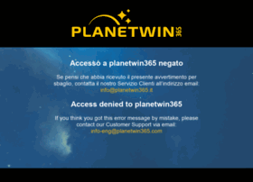 Planetwin365all.com thumbnail