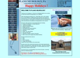 Planoneurology.net thumbnail