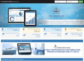Planspace.kerala.gov.in thumbnail