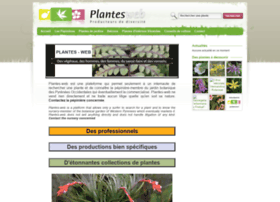 Plantes-web.fr thumbnail