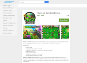 Plants-vs-zombies.joydownload.com thumbnail