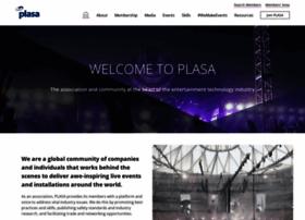 Plasa.org thumbnail