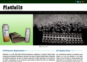 Plastalls.com thumbnail