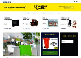 Plasticforafrica.co.za thumbnail