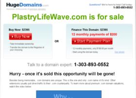 Plastrylifewave.com thumbnail