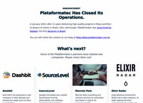 Plataformatec.com.br thumbnail
