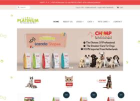 Platinumpetfood.com.my thumbnail