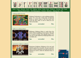 Play-free-mahjong-games.org thumbnail