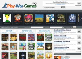 Play-war-games.org thumbnail