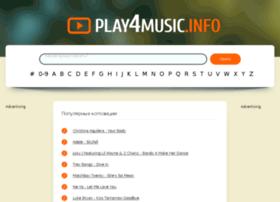 Play4music.info thumbnail