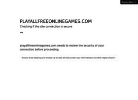 Playallfreeonlinegames.com thumbnail