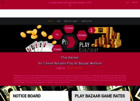 Playbazaar.games thumbnail
