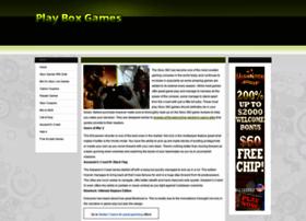 Playboxgames.com thumbnail