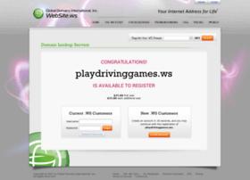 Playdrivinggames.ws thumbnail