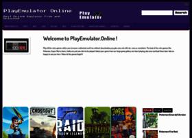 Playemulator.online thumbnail