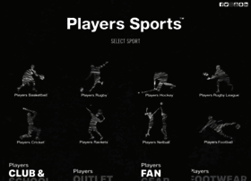 Playerssports.co.nz thumbnail