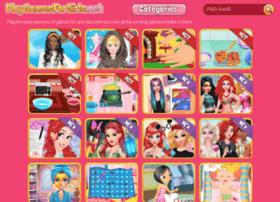 Playgamesforgirls.net thumbnail