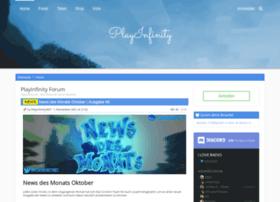 Playinfinity.de thumbnail