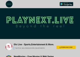 Playnext.live thumbnail