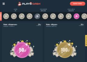 Playscash.net thumbnail