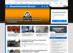 Playstationblast.com.br thumbnail