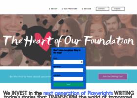 Playwrightsfoundation.org thumbnail
