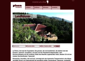 Plaza-inmobiliaria.de thumbnail