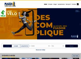 Plazzaimoveis.com.br thumbnail