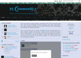 Plcommunity.com thumbnail