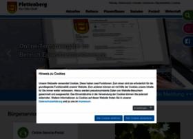 Plettenberg.de thumbnail