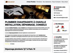 Plombier-berthier-chaville.fr thumbnail