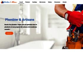 Plombier-paris-artisan.fr thumbnail