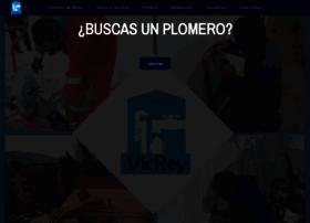 Plomerosdemexico.mx thumbnail