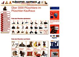 Plueschtier-kaufhaus.de thumbnail