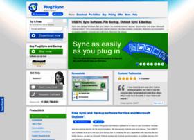 Plug2sync.com thumbnail