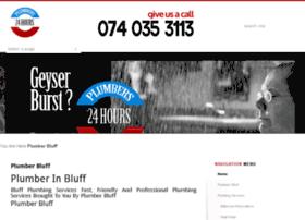 Plumber-bluff.co.za thumbnail