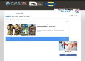 Plumbers.nz thumbnail