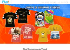 Pluscomunicacaovisual.com.br thumbnail