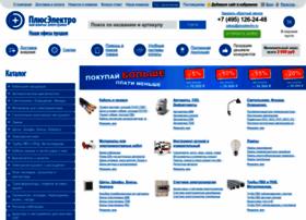 Pluselectro.ru thumbnail
